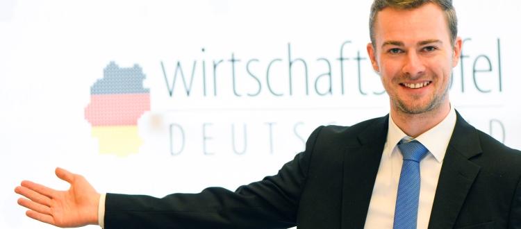 Wirtschaftsgipfel Deutschland lädt ein